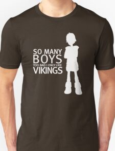 HTTYD - Viking (White Print) T-Shirt