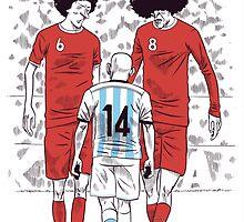 World Cup by Matias  San Juan