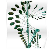 Wind Sculpture II Poster