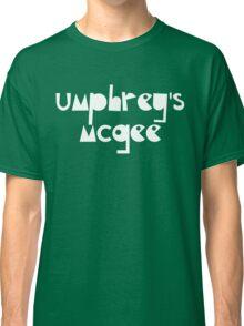 Umphrey's Mcgee Urban White Classic T-Shirt