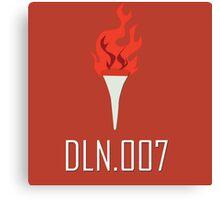 DLN.007 - Fireman Canvas Print