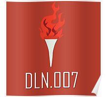 DLN.007 - Fireman Poster