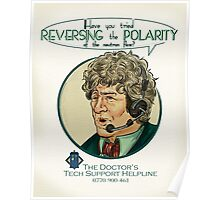 Reverse the Polarity Poster