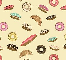 Donuts by JuliaBadeeva