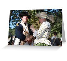 Couple Greeting Card