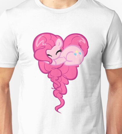 Heart Of Pinkie Pie Unisex T-Shirt