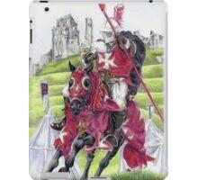 The Tournament Knight iPad Case/Skin