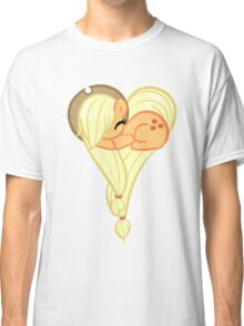 Heart Of AppleJack Classic T-Shirt