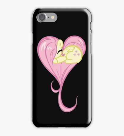Heart Of Fluttershy iPhone Case/Skin
