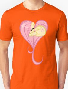 Heart Of Fluttershy Unisex T-Shirt