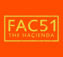 FAC51 The Hacienda Kids Clothes