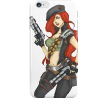 Special Forces Miss Fortune iPhone Case/Skin