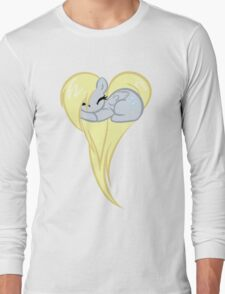 Heart Of Derpy Long Sleeve T-Shirt