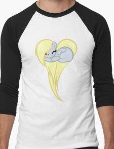 Heart Of Derpy Men's Baseball ¾ T-Shirt
