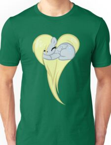Heart Of Derpy Unisex T-Shirt