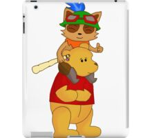 Teemo on Pooh iPad Case/Skin