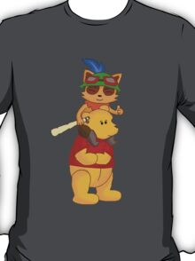 Teemo on Pooh T-Shirt