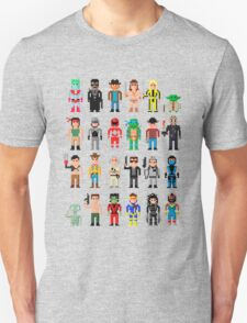Nostalgic Pixels T-Shirt