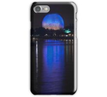 View From World Showcase  iPhone Case/Skin