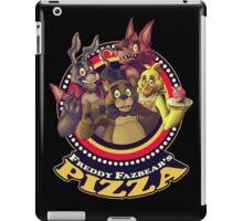 Welcome To Freddy Fazbear's Pizza! iPad Case/Skin