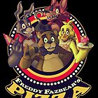 Welcome To Freddy Fazbear's Pizza! by qlaxx