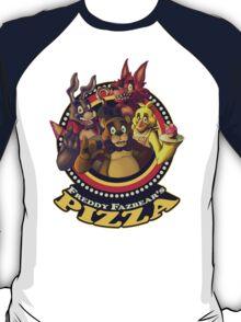 Welcome To Freddy Fazbear's Pizza! T-Shirt