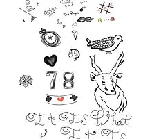 Louis Tattoos by PurpleGlitterXx