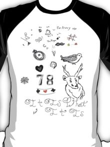 Louis Tattoos T-Shirt
