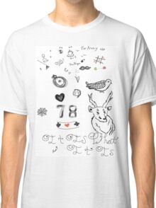 Louis Tattoos Classic T-Shirt