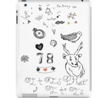 Louis Tattoos iPad Case/Skin