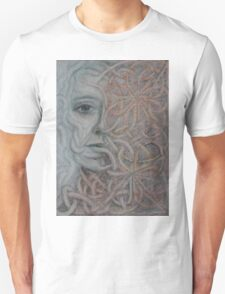 For John - Abstract Portrait T-Shirt