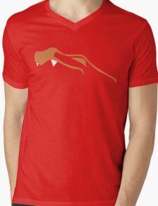 Charizard Mens V-Neck T-Shirt
