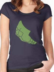 Metapod Women's Fitted Scoop T-Shirt