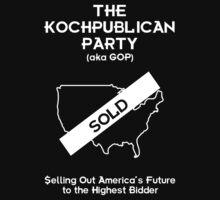 Kochpublican Party T-Shirt