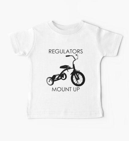REGULATORS MOUNT UP  Baby Tee