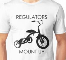 REGULATORS MOUNT UP  Unisex T-Shirt