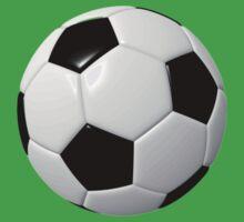 Football T-Shirt Soccer Ball Sticker World Cup Phone Case Kids Tee