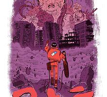 Akira by Matias  San Juan