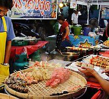 Tasty Street Treats by Dave Lloyd