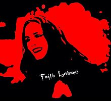 Faith Lehane by gabbyfontaine