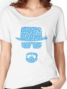 Breaking bad Crystal Meth Women's Relaxed Fit T-Shirt