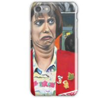 Target Lady iPhone Case/Skin