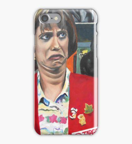 Target Lady iPhone Case/Skin