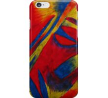 Primarily Abstract iPhone Case/Skin