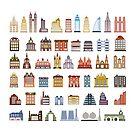 Houses by Alexzel