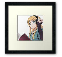 Kirino Original No.2 Framed Print