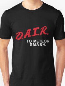DAIR to meteor smash T-Shirt