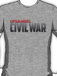Captain America-Civil War T-Shirt