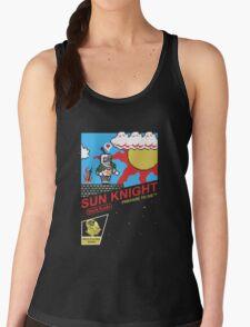 8 Bit Sun Knight Women's Tank Top
