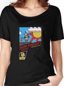 8 Bit Sun Knight Women's Relaxed Fit T-Shirt